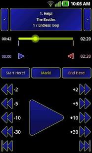 Capture d'écran Smart Repeat