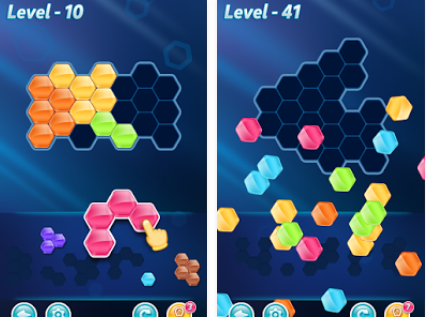 Capture d'écran Block! Hexa Puzzle iOS
