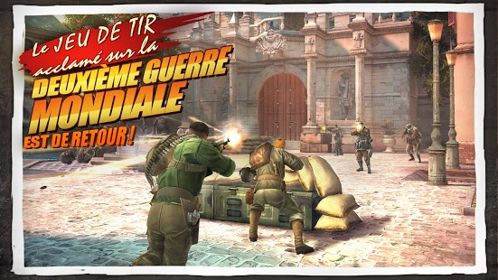 Capture d'écran Brothers in Arms® 3