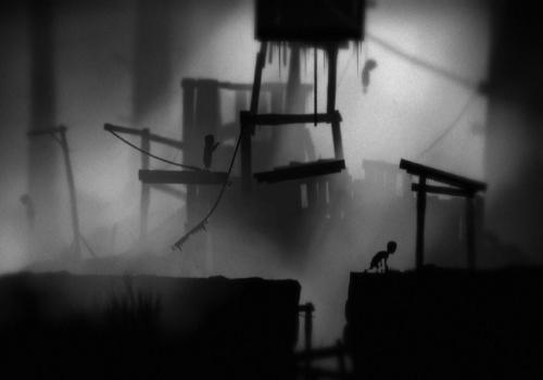 Capture d'écran Limbo Mac