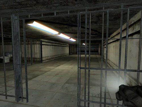 Capture d'écran Slender Prison