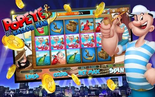 Capture d'écran Slots 777 Casino by Dragonplay