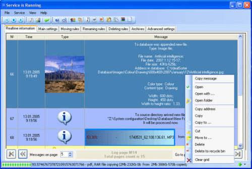 Capture d'écran Haizon File Renamer