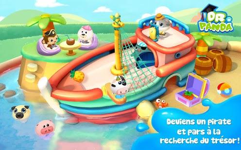 Capture d'écran La Piscine de Dr. Panda