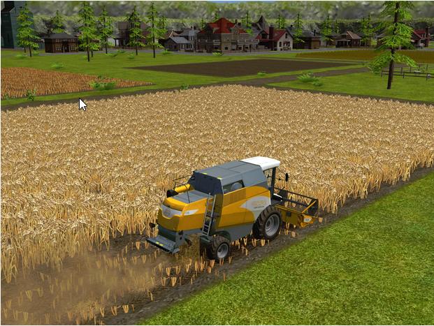 Capture d'écran Farming Simulator 16 iOS