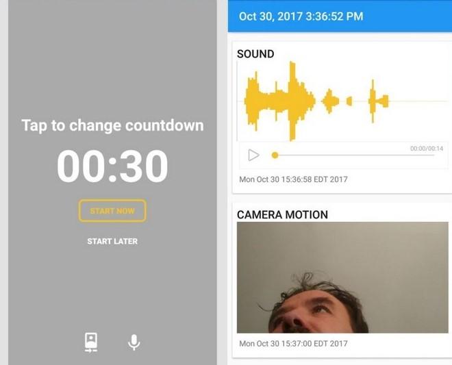 Capture d'écran Haven : Keep Watch Android