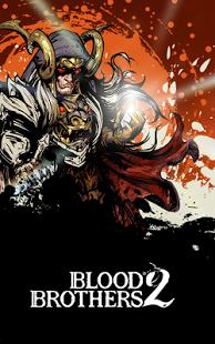Capture d'écran Blood Brothers 2