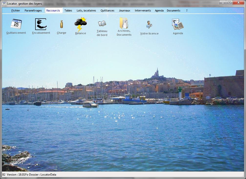 Capture d'écran Locator loyer 18.01Fp