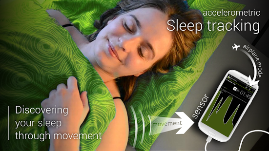 Capture d'écran Sleep As Android