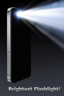 Capture d'écran Lampe de poche: LED Flashlight