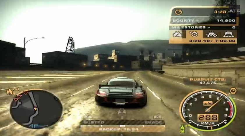 Capture d'écran Need for Speed Most Wanted