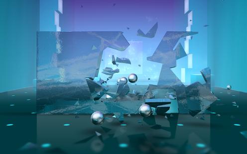 Capture d'écran Smash Hit Android