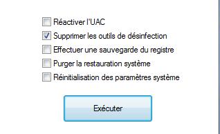 Capture d'écran Delfix