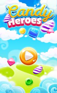 Capture d'écran Candy Heroes Mania