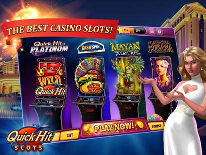 Capture d'écran Quick Hit Slots