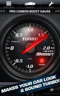 Capture d'écran IBoost – Turbo Your Car!