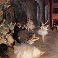 Capture d'écran Edgar Degas Art