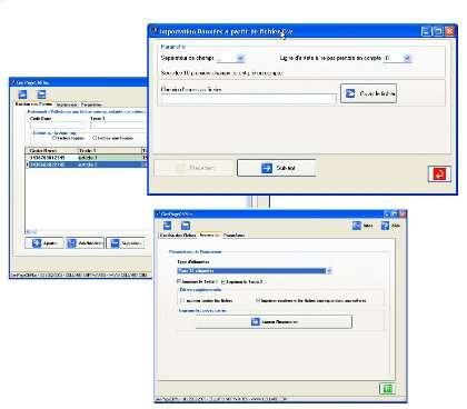 Capture d'écran GenPageCbPlus