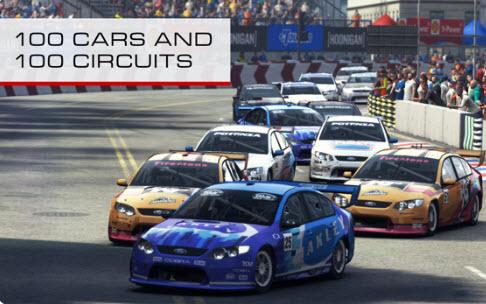 Capture d'écran Grid Autosport Android