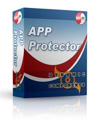 Capture d'écran DC App Protector