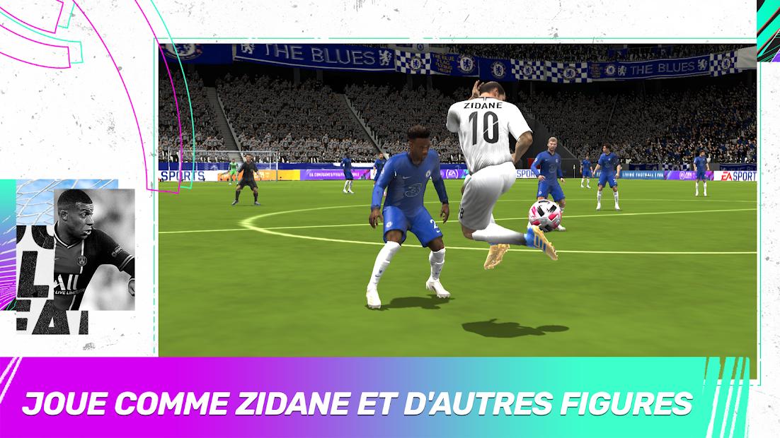 Capture d'écran FIFA Mobile 21 Android