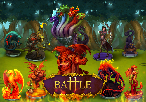 Capture d'écran Dungeons of Evilibrium iOS