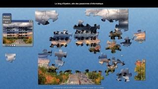Capture d'écran Multi-Puzzle