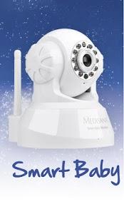 Capture d'écran Smart Baby Monitor