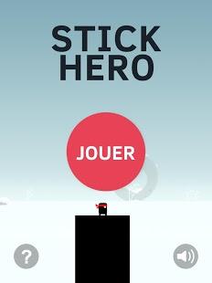 Capture d'écran Stick Hero