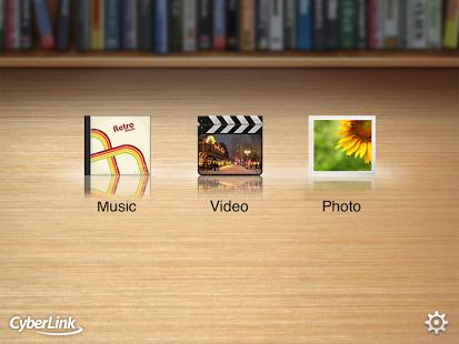 Capture d'écran Power Media Player