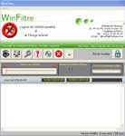 Capture d'écran Winfiltre