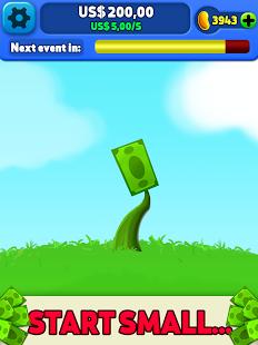Capture d'écran Money Tree – Jeu Clicker