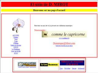 Capture d'écran MATHINX