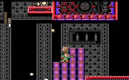 Capture d'écran Megaman Unlimited