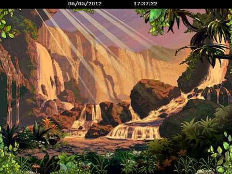 Capture d'écran WATERFALL