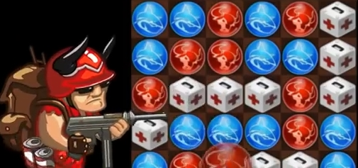 Capture d'écran Puzzle Trooper Android