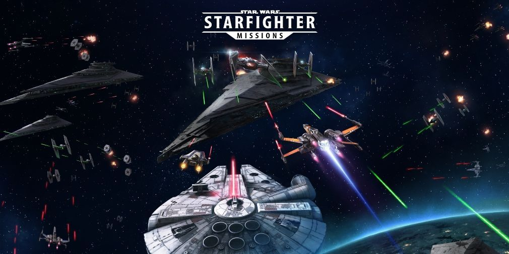 Capture d'écran Star Wars : Starfighter Missions Android