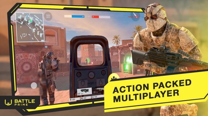 Capture d'écran Battle Prime Android
