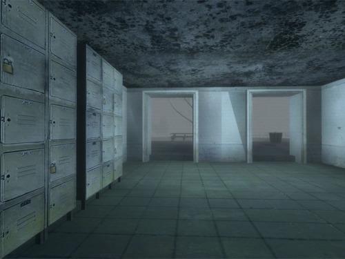Capture d'écran Slender Elementary