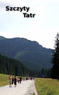 Capture d'écran Tatra Mountains
