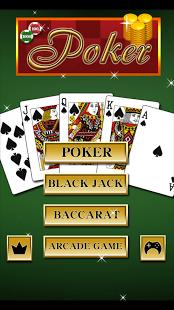 Capture d'écran Poker