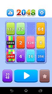 Capture d'écran 2048 Deluxe