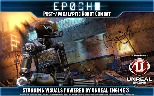 Capture d'écran EPOCH
