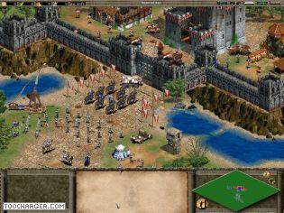 Capture d'écran Age of Empires 2