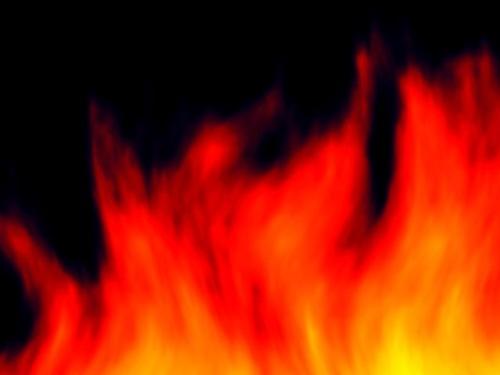 Capture d'écran AVS Fire Screensaver