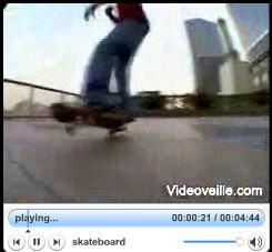 Capture d'écran Skateboard