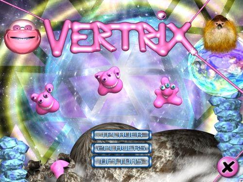 Capture d'écran Vertrix 3