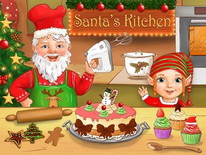 Capture d'écran Santa's Christmas Kitchen