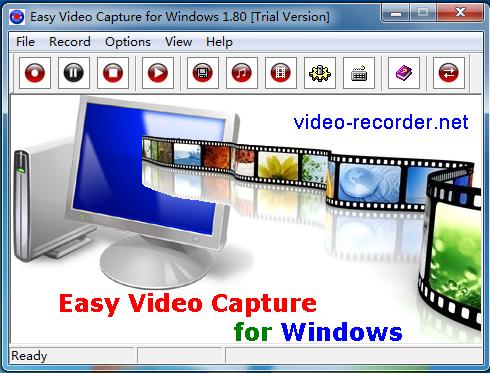 Capture d'écran Easy Video Capture for Windows