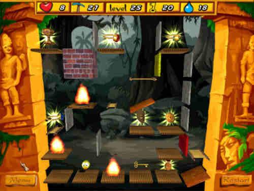 Capture d'écran 3D Bumpy Jumpy